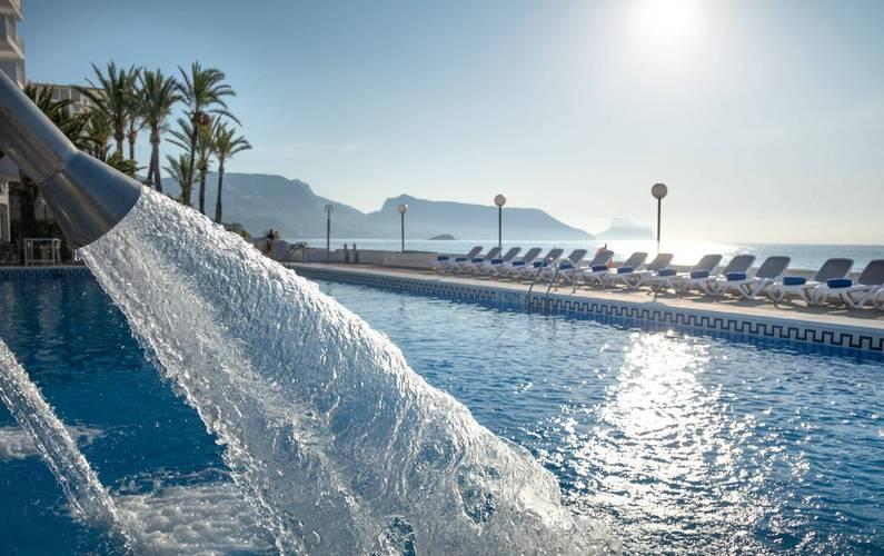 Schwimmbad Hotel Cap Negret Altea, Alicante