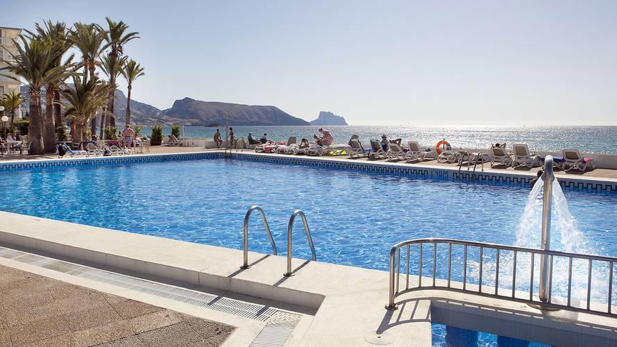 Freibad Hotel Cap Negret Altea, Alicante
