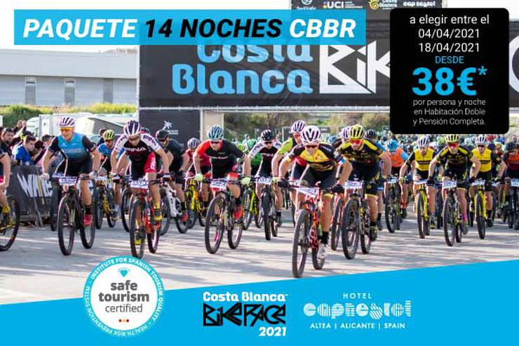 Costa blanca bike race 14 nights hotel cap negret altea, alicante