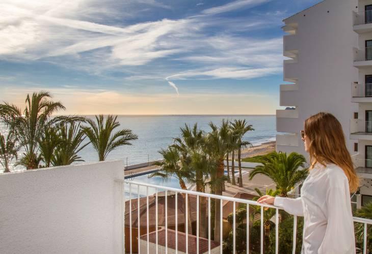 Terrasse Hotel Cap Negret Altea, Alicante