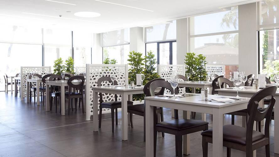 Restaurant Hotel Cap Negret Altea, Alicante