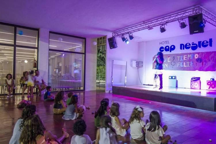 Aktivitäten Hotel Cap Negret Altea, Alicante