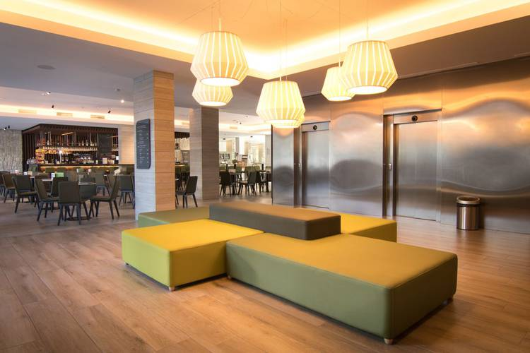 Gemeinschaftsräume Hotel Cap Negret Altea, Alicante
