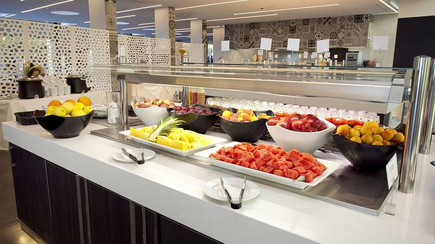 Frühstücksbüffet Hotel Cap Negret Altea, Alicante