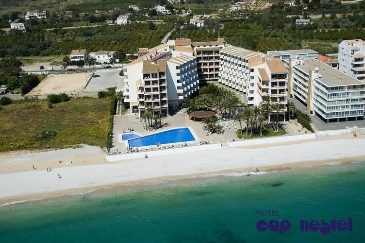 Panoramablick Hotel Cap Negret Altea, Alicante