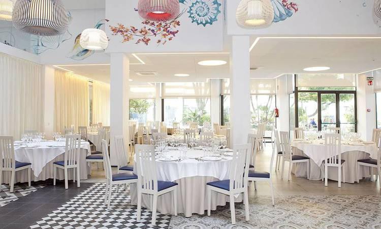 MEDITERRÁNEO SAAL Hotel Cap Negret Altea, Alicante